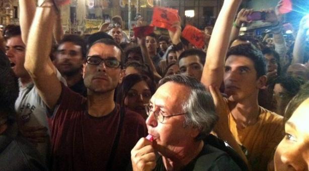 Protesta Sant Pere 1